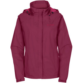 VAUDE Escape Bike Light Jacket Women passion fruit